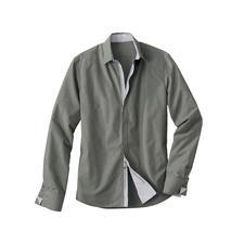 Zip-Off Coolmax-Hemd - Business-Hemd 2.0: Das Tragegefühl reiner Baumwolle. Der Klima-Komfort von Coolmax®.