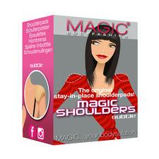 MAGIC® Schulterpolster, Paar - Das i-Tüpfelchen der perfekten femininen Silhouette. Von MAGIC® Bodyfashion/Niederlande.