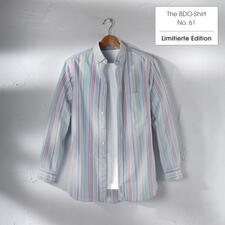 The BDO-Shirt, Limited Edition No. 61 - Das limitierte BDO-Shirt aus luftig-feinem Oxfordgewebe.