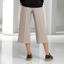 Seductive Culotte - Schwierige Hosenform leicht gemacht: Die Culotte von Seductive ist ein unkomplizierter Allrounder.