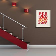"""Ein """"Mischwesen"""" aus jahrtausendealter chinesischer Kultur und europäischer Moderne dekoriert Ihr Zuhause."""