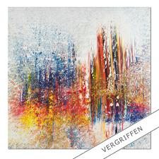 Benno Werth – Schichtarbeit - Exklusiv für Pro-Idee: Prof. Benno Werth editiert erstmals sein Lieblingswerk. Der erfolgreiche Künstler firnisst jedes der 20 Exemplare von Hand.