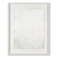 Günther Uecker – Both - Prägedruck auf 300-g-Büttenpapier  Auflage: 50 Exemplare   Exemplar: e. a.  Blattgröße (B x H): 50 x 70 cm   Maße: gerahmt 68 x 88 cm