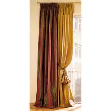 """Vorhang """"Taffetta"""", 1 Vorhang - Prachtvoll changierender Taft – zeitlos schön und in vielen Jahren  noch genauso aktuell."""