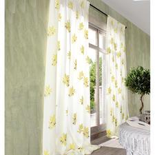 """Vorhang """"Gordes"""", 1 Vorhang - Außergewöhnlich schlicht und edel: Der provenzalische Stil, authentisch eingefangen von JAB."""