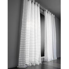 """Vorhang """"Leander"""", 1 Vorhang - Aufregend anders. Technisch höchst anspruchsvoll: Die außergewöhnliche Struktur dieses Inbetweens."""