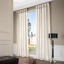 """Vorhang """"Joe"""", 1 Vorhang - Imposante 3,30 Meter lang. Perfekt für hohe Fenster, großzügige Altbauwohnungen und Lofts."""