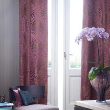 """Vorhang """"Lucero"""", 1 Vorhang - Das Highlight der Sahco-Kollektion 2012."""