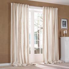 """Vorhang """"Brera Largo"""", 1 Vorhang - Luxus-Leinen von Designers Guild ist überraschend soft im Griff."""