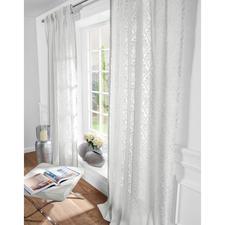 Vorhang Justine - 1 Stück - Besonders eleganter Abschluss: Der übergangslose Sockel macht diesen Vorhang einzigartig.