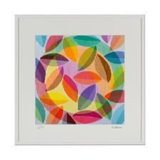 """Antonio Marra: """"Wilde Lust am Leben"""" - Ein Werk, das aus jeder Perspektive anders erscheint. Dank hoch entwickelter Reproduktionstechnik wird die Dreidimensionalität des Originals 1:1 wiedergegeben. 20 Exemplare."""