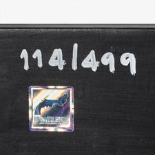 Nummerierung auf der Unterseite.