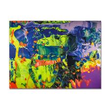 """Gerhard Richter – Aladin - Gerhard Richter: Noch 5 Exemplare der Edition """"Aladin"""". Maße: 50 x 37 cm"""