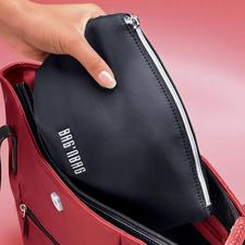 Bag'nBag - Alles wichtige in einer Innentasche - mit Beleuchtung.