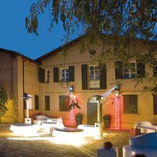 Die Villa di Corlo.