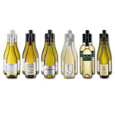 Weinsammlung - Die kleine Weißwein-Sammlung Herbst 2020, 24 Flaschen - Wenn Sie einen kleinen, gut gewählten Weinvorrat anlegen möchten, ist dies jetzt besonders leicht.