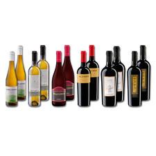 Testpaket - Neuzugänge Frühjahr 2021 - 12 Flaschen à 0,75 l