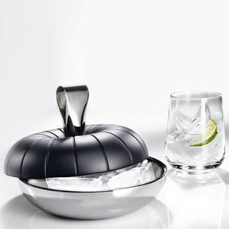3 in 1 Eiswürfelbereiter Genial einfach: Ein Dreh und 16 dreieckige Eiswürfel kühlen Ihre Drinks.
