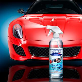 Clean2Go, 750-ml-Pumpsprühflasche Blitzblanke Felgen und tadelloser Lackglanz: schnell und einfach wie nie.