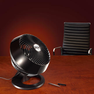 Vornado® 660 Amerikas Erfolgsventilator – kraftvoll und schön. Stark genug für Räume bis zu 120 m² (!).