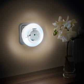 LED-Sicherheitsleuchten, 3er-Set So sparsam (und so elegant) dass Sie das ganze Haus ausrüsten können.