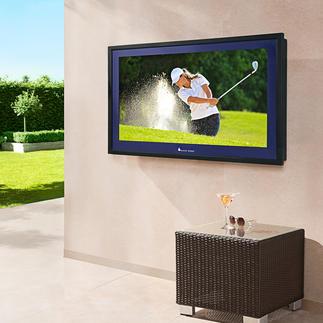 Aqualite Outdoor-Fernseher AQLH-42 Nie mehr wegen TV-Programmen den schönen Platz im Freien verlassen …