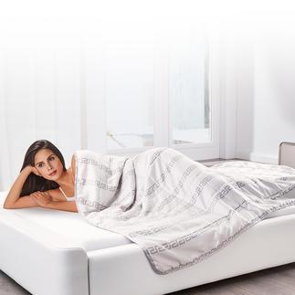 HEFEL Tencel® Decke Die Vorteile der Hightechfaser Tencel®. Ohne störenden Bettbezug.