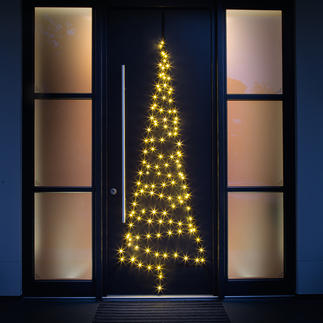 Fairybell Door Prachtvolle Festbeleuchtung für Ihre Tür, in- und outdoor. Ohne aufwändige Montage.