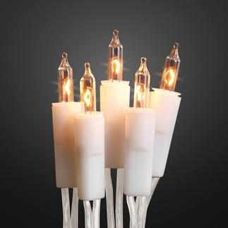 Pisello-Lichterkette Pisello-Lichterketten tauchen Ihren Baum in festliches Licht.