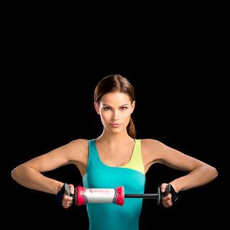 B-Shape Trainingsgerät Effizient wie nur wenige: Ein Gerät für Drück- und Zieh-Übungen.