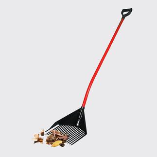 """3-in-1 Garden-Tool """"Golden Gark"""" Harke, Schaufel, Sieb: 3 Gartengeräte in einem neuen, patentierten Tool."""