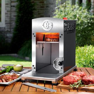 Beefer® Der wohl heißeste Grill Deutschlands. Für perfekte New Yorker Steakhouse-Qualität.