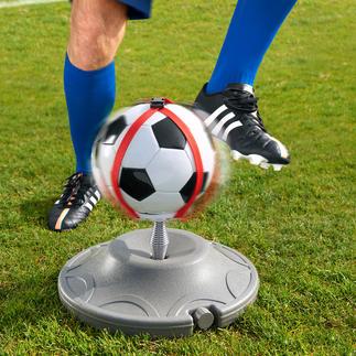 Soccer Trainer Effektives Fußballtraining auf kleinstem Raum. Zu Hause, in der Sporthalle und auf dem Platz.