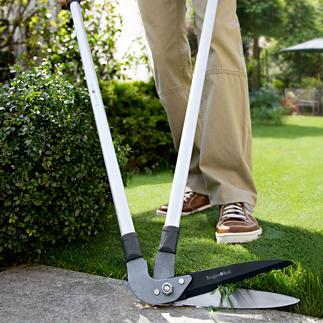 Burgon & Ball Rasenkantenschere Kraftsparende Rasenkantenschere – garantiert rücken- und knieschonend.