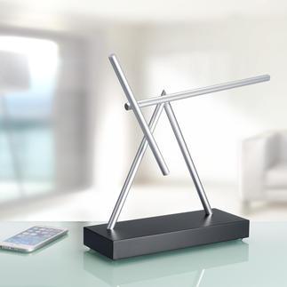 Swinging Sticks Die Faszination eines Perpetuum mobile – auf Ihrem Schreibtisch oder Sideboard.