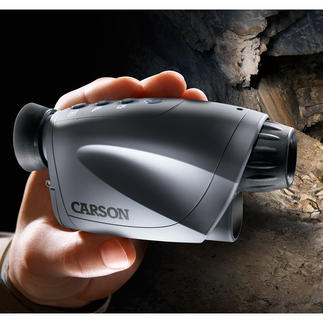Mini-Nachtsichtgerät/Camcorder NV-250 Jetzt sogar mit Aufnahme-Funktion: digitale Nachtsicht-Technik auf kleinstem Raum.