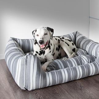DandyBed Die komfortable Landhaus- und Designer-Lounge für Ihren Hund. Vom noblen deutschen Hundeausstatter Dandy Dog.