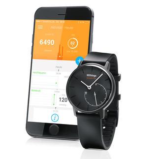 Withings Activité Moderner Aktivitäts-Tracker und elegante Armbanduhr zugleich. Die erste ihrer Art.