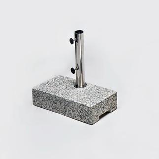 Granit Rechteck Schirmständer