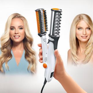 InStyler® Titanium Glättet, wellt, lockt, gibt Volumen – und schont Ihr Haar.