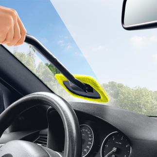 Windshield Wonder, 2er-Set Endlich reinigen Sie die Innenseite Ihrer Autoscheiben schnell und einfach.
