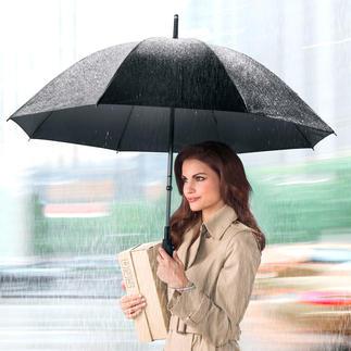 FARE-iAuto® Regenschirm Weltneuheit: der erste Taschenschirm, der sich elektrisch öffnet und wieder schließt.
