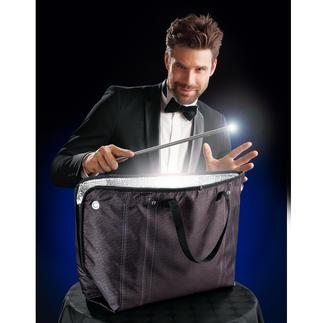 Zipzipbag, 3er-Set Aus dem Rechteck machen Sie im Handumdrehen eine Umhänge- oder Einkaufstasche oder eine Mappe für Skizzen und Pläne.
