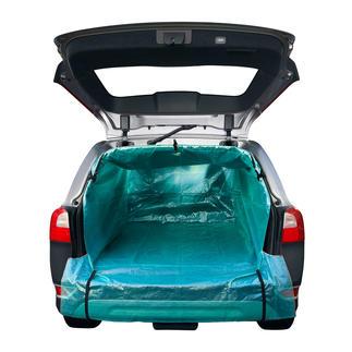 Auto-Transportsack Der Rundumschutz gegen Schmutz und Kratzer im Laderaum Ihres Kombis oder SUVs.