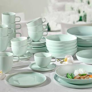 Porzellanserie Kolibri by Tim Raue Tisch decken wie bei Sternekoch Tim Raue. Entwickelt für sein eigenes Restaurant. Von ASA Selection/Germany.