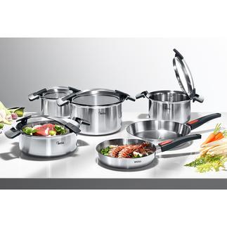 concept pro Premium-Kochgeschirr Mehrfach preisgekrönt: das Premium-Kochgeschirr mit Mehrschicht-Technologie.