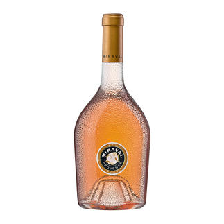 Miraval 2016, Jolie-Pitt & Perrin, Côtes de Provence, Frankreich Der erste Rosé in der Top-100-Liste des Wine Spectators.* In 37 Jahren. (Ausgabe vom 31.12.2013)