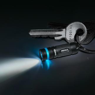 Mikro-LED-Strahler, 2er-Set Die wohl kleinste, stärkste und robusteste Mikro-Taschenlampe der Welt.
