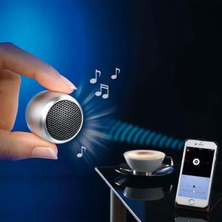 Mini-Bluetooth-Lautsprecher Erstaunliche Klangqualität im Hosentaschen-Format. Kabellos.
