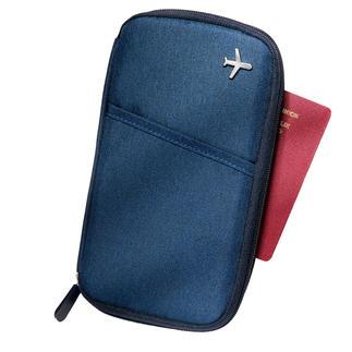RFID-Travel-Organizer Entspannt reisen: alle Tickets, Karten, Papiere, Währungen sicher verwahrt und geordnet zur Hand.
